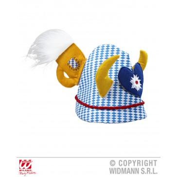 hoed oktoberfest in beierse print
