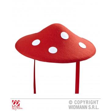 paddenstoel hoed vilt