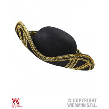 tricorn vilten hoed