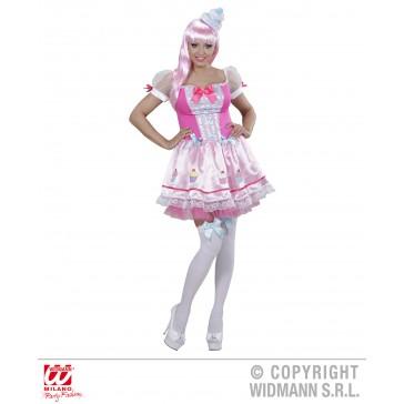 Cupcake meisje
