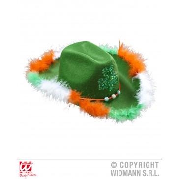 st. patricks dag vilten hoed