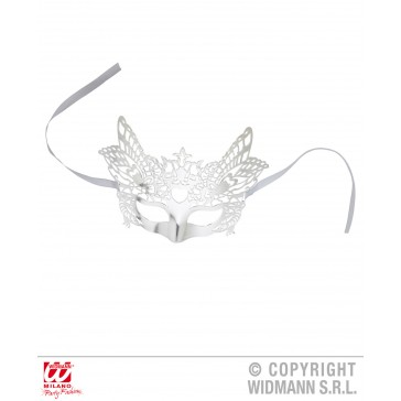 venetie masker zilver
