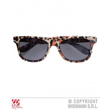 bril, luipaard
