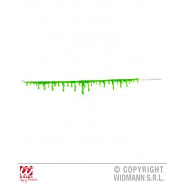 choker groene slijm