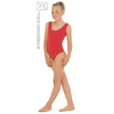 body, meisje zonder mouwen, rood