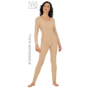 bodysuit dame, met mouwen,