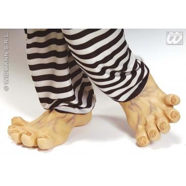 jumbo voeten, vinyl