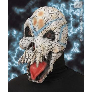 masker reptiel schedel