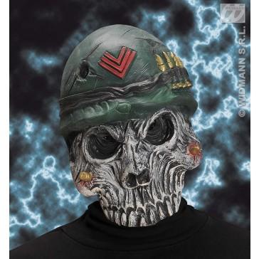 masker schedel leger