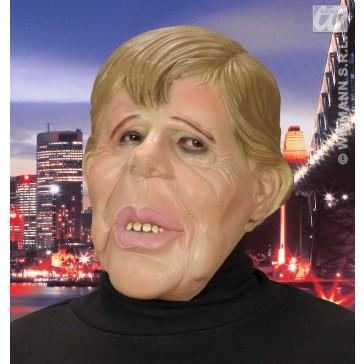 karikatuur masker camilla
