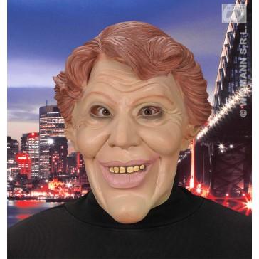 karikatuur masker elizabeth