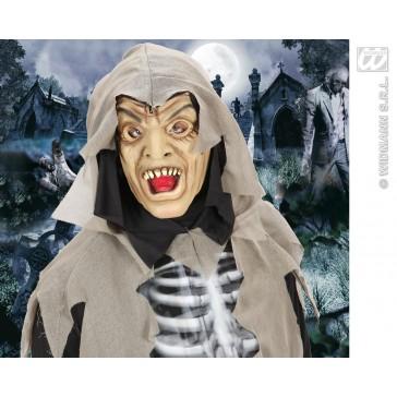 masker latex/schuim zombie