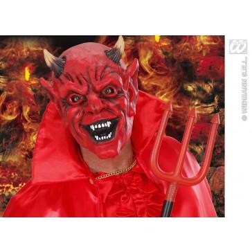 masker latex/schuim duivel