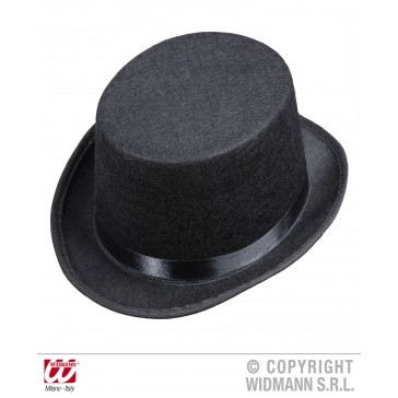 hoge hoed zwart, kind