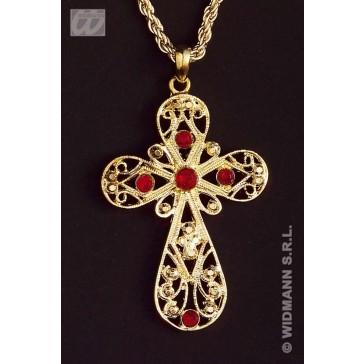 ketting met kruis