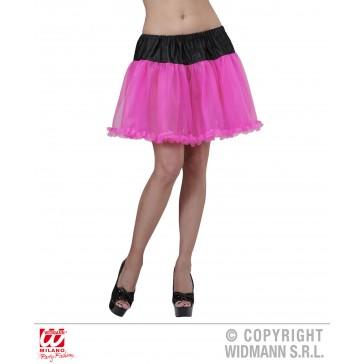 petticoat zwart/Roze
