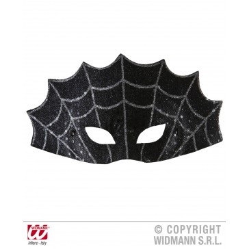 oogmasker spinneweb