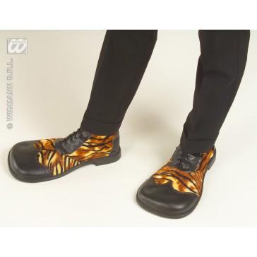 party schoenen tijger