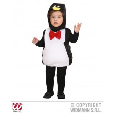 opgevulde pinguin kind