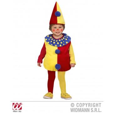 opgevulde clown kind