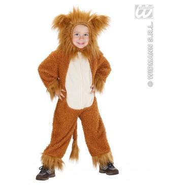 leeuwtje 104 cm kind kostuum
