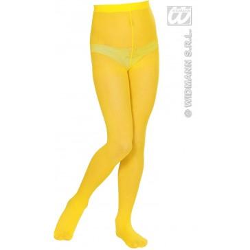 kinderpanty, geel