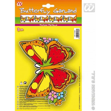 slinger 3 meter, vlinder