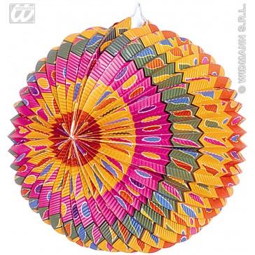 papieren ballen, met print, 25cm doorsnee