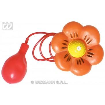spuitende bloem