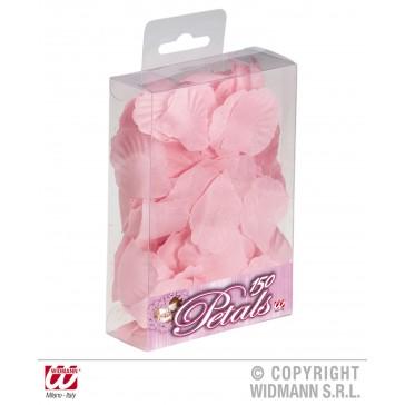 doos met 150 rose roosbladeren