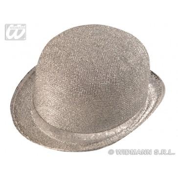 Bolhoed zilver