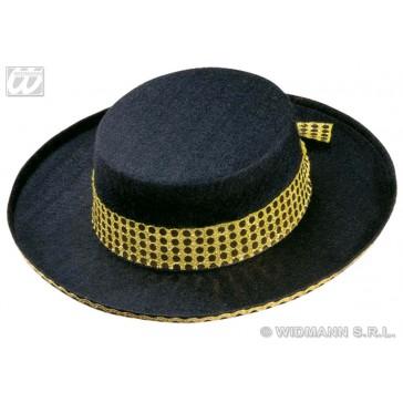 flamenco hoed, vilt