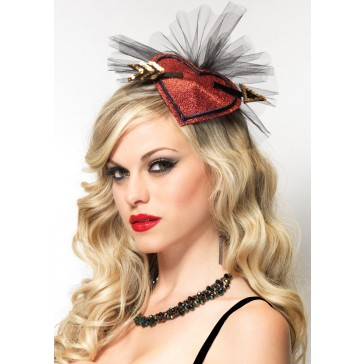 Cupid Lurex Hair Clip