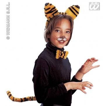 tijgerset meisje
