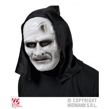 pvc mummy masker met kap