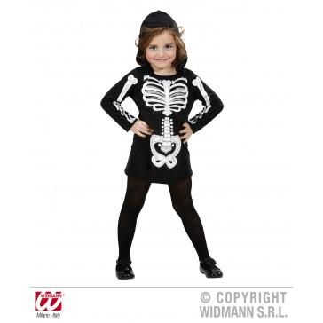 skelet meisje 110/116