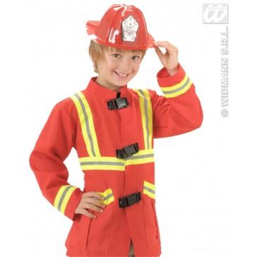 pvc brandweerhelm kind
