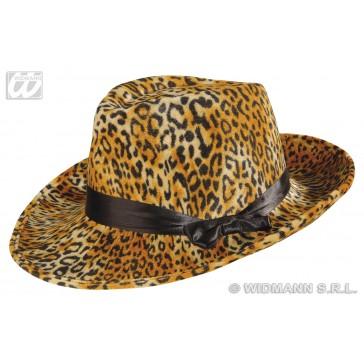 dandy hoed, luipaard