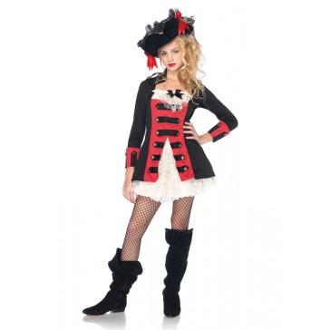 Jr. Pretty Pirate Captain