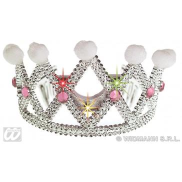kroon met juwelen, lichtgevend