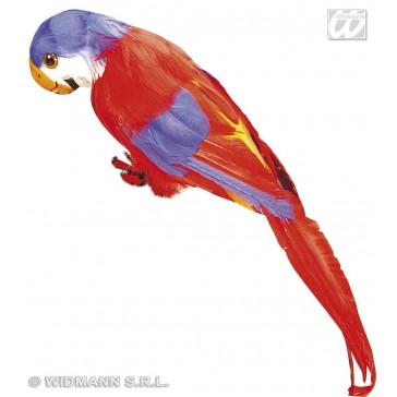 decoratieve papegaai