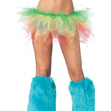 Jagged Edge Tulle Tutu