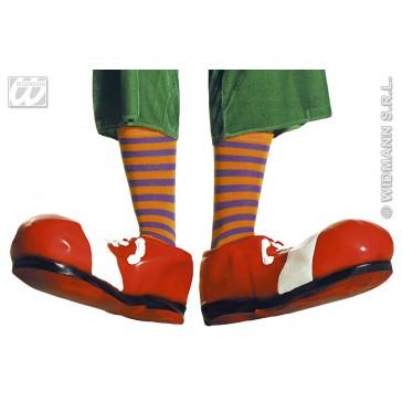 neon clownskousen, lang