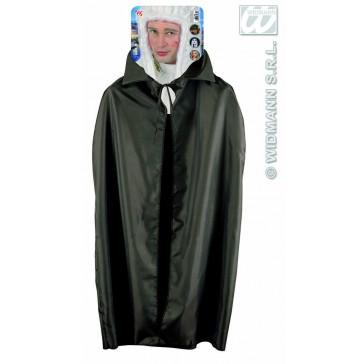 zwarte cape, kind, 115cm