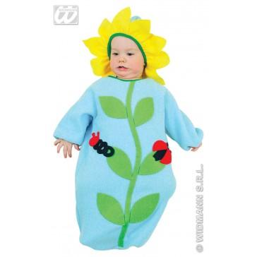 zonnebloem, baby