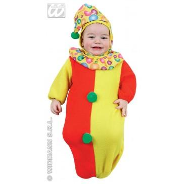clown, baby