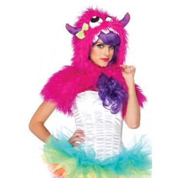 Monster Furry Hood