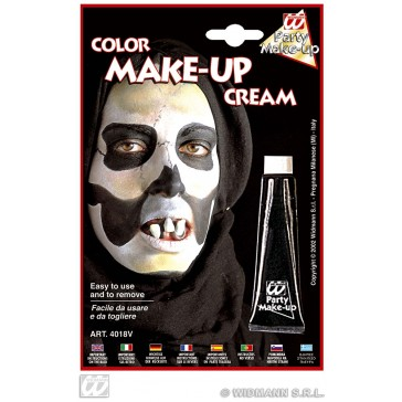 tube make-up, zwart