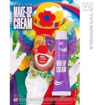 tube make-up, paars