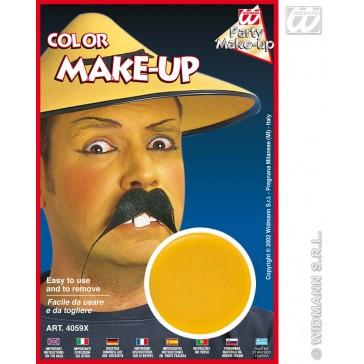 aqua make-up geel